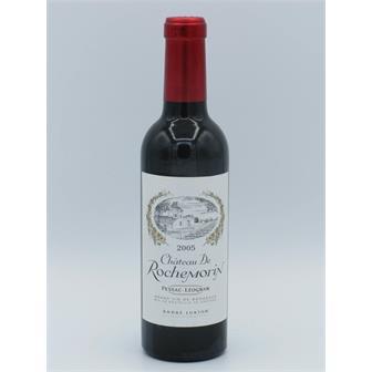 Chateau Rochemorin Rouge Half Bottle 2005 37.5cl thumbnail