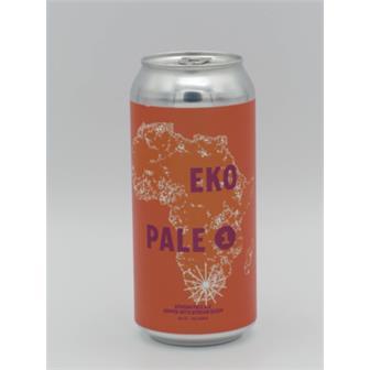 Eko Brewery Eko Pale 1 5% 440ml London thumbnail