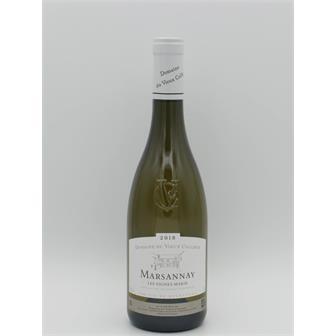 Vieux College Marsannay Blanc Les Vignes Marie 2018 Burgundy thumbnail