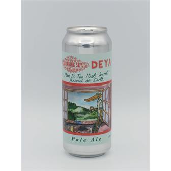 DEYA Man Is The Most Secret Animal On Earth Pale Ale 4.5% 500ml Cheltenham thumbnail