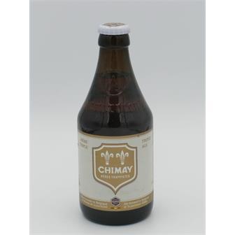 Chimay White Cap Tripel 8% Belgium thumbnail