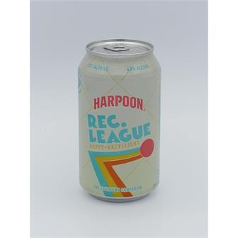 Harpoon Rec League Hazy Pale 4% Boston USA thumbnail