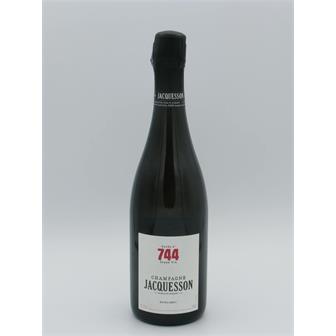Champagne Jacquesson Cuvee 744 Extra Brut NV thumbnail