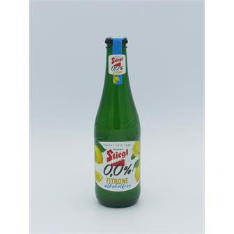 Stiegl Zitrone Lemon Radler 0.0% Austria 330ml thumbnail