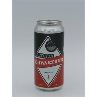 Cloudwater Schwarzbier Dark Lager 5.4% 440ml Manchester thumbnail