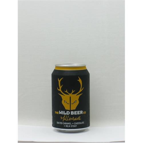 Wild Beer Co Millionaire Milk Stout Somerset Thumbnail Image 0