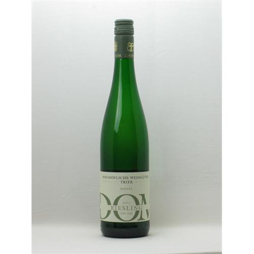 Bischofliche Weinguter Trier DOM Off Dry Riesling 2017/2019 Mosel Thumbnail Image 1