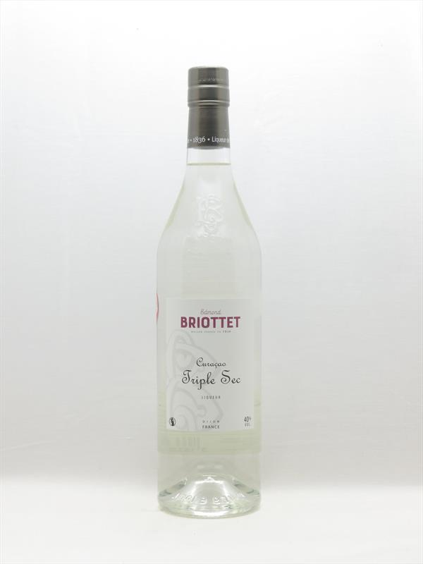 Briottet Triple Sec Curacao 40% France Image 1