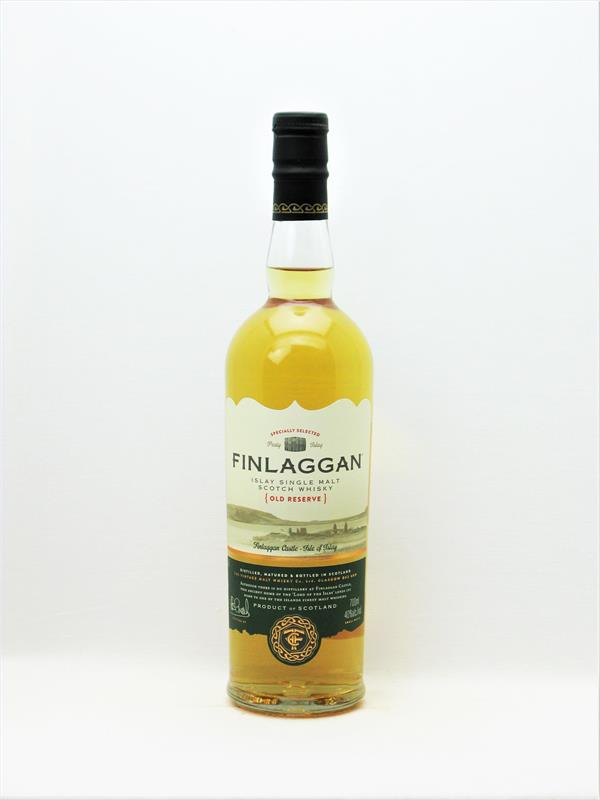 Finlaggan Old Reserve Single Malt 40% Islay Image 1