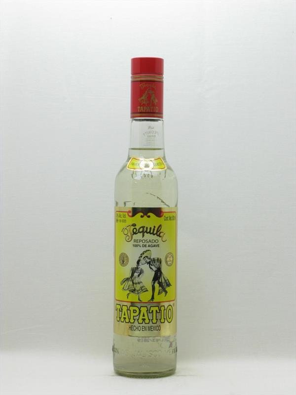 Tapatio Tequila Reposado Mexico Image 1