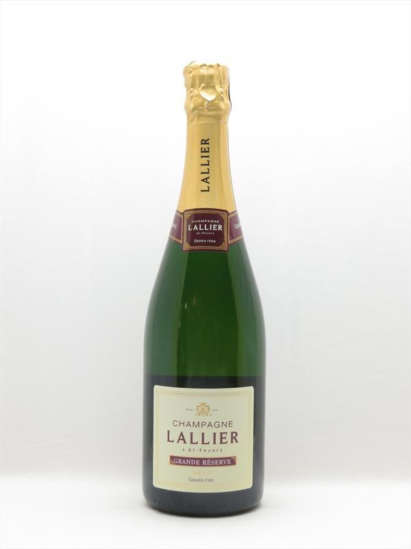 Champagne Lallier Grand Cru NV Image 1