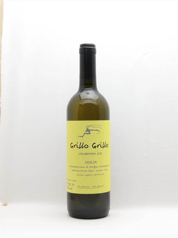 Antonio Caravaglio Grillo Grillo 2018 Sicily Image 1