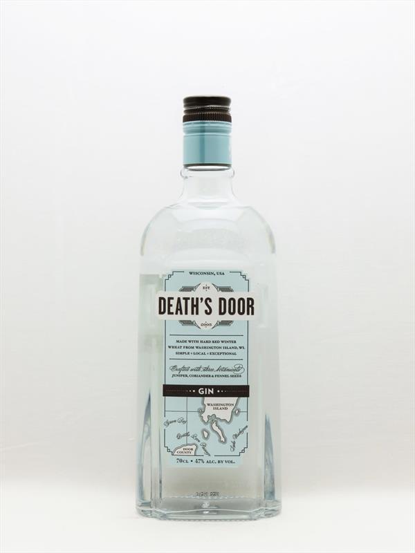 Deaths Door Gin 47% USA Image 1