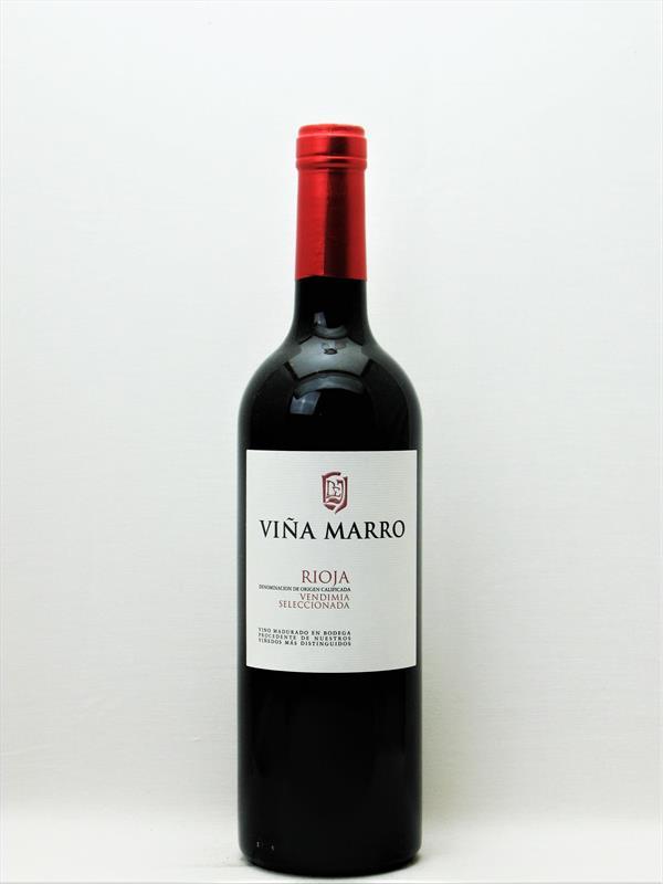 Domeco de Jarauta Vina Marro Vendimia Selecionada 2018 Rioja Image 1