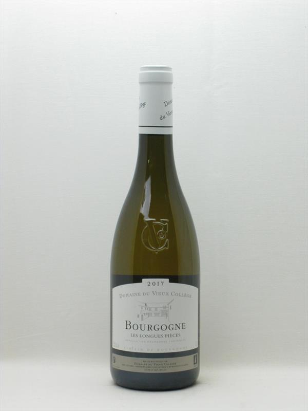 Vieux College Bourgogne Blanc Les Longues Pieces 2017 Image 1