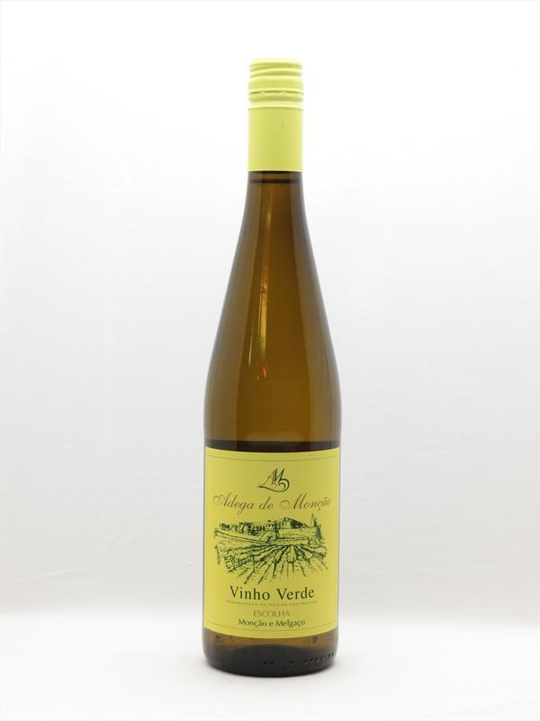 Adega de Moncao Vinho Verde Branco 2019 Minho Image 1