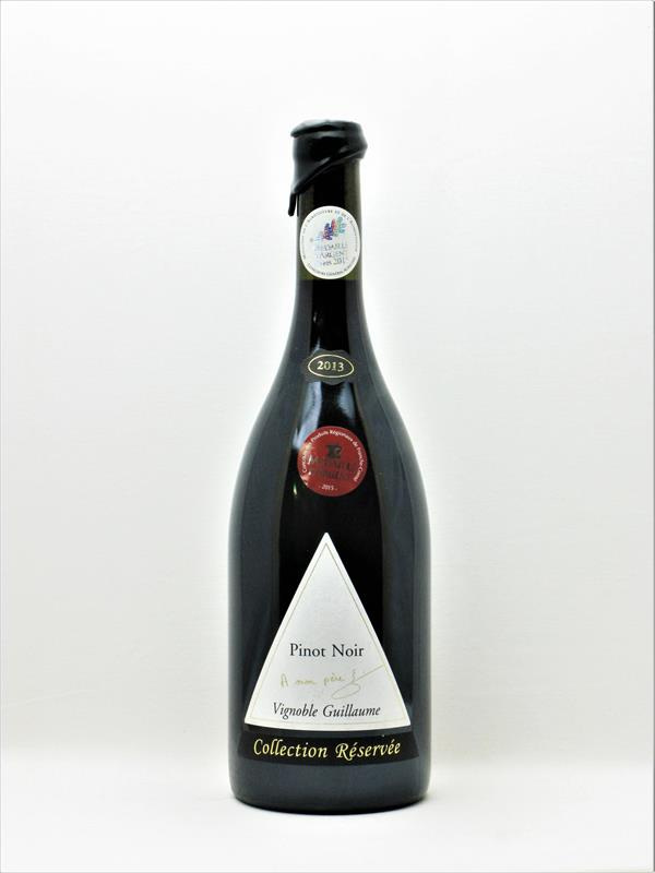 Guillaume Pinot Noir Collection 2013 Franche Comte Image 1