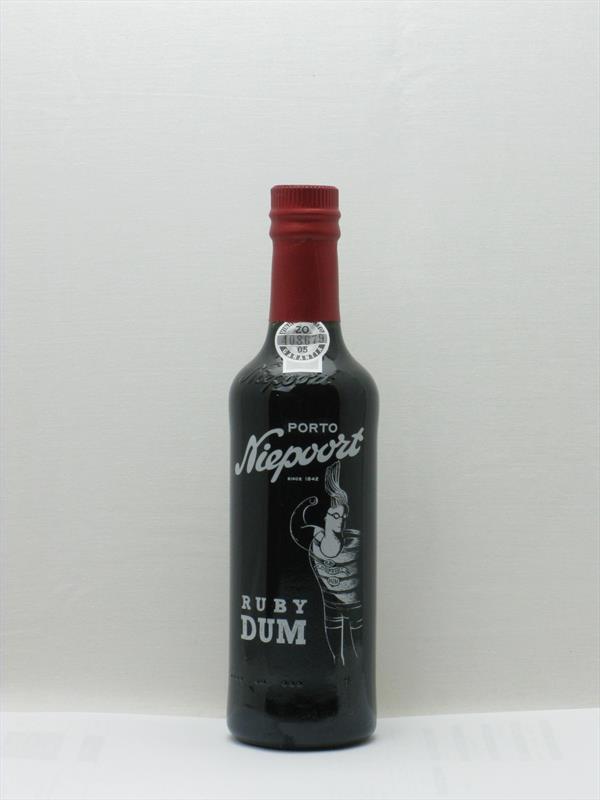 Niepoort Ruby Dum Port  Half Bottle Douro Image 1