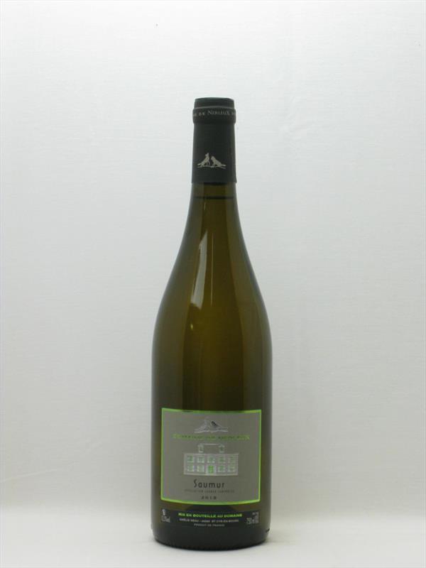 Nerleux Blanc 2019/2020 Saumur Image 1