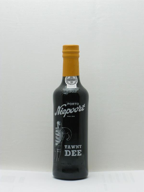 Niepoort Tawny Dee Port Half Bottle Douro Image 1