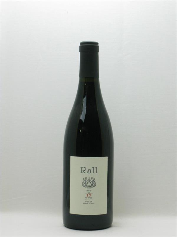 Rall Red 2018 Swartland Image 1