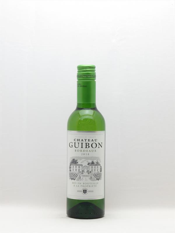 Chateau Guibon Blanc Half Bottle 2018 Entre Deux Mers Image 1