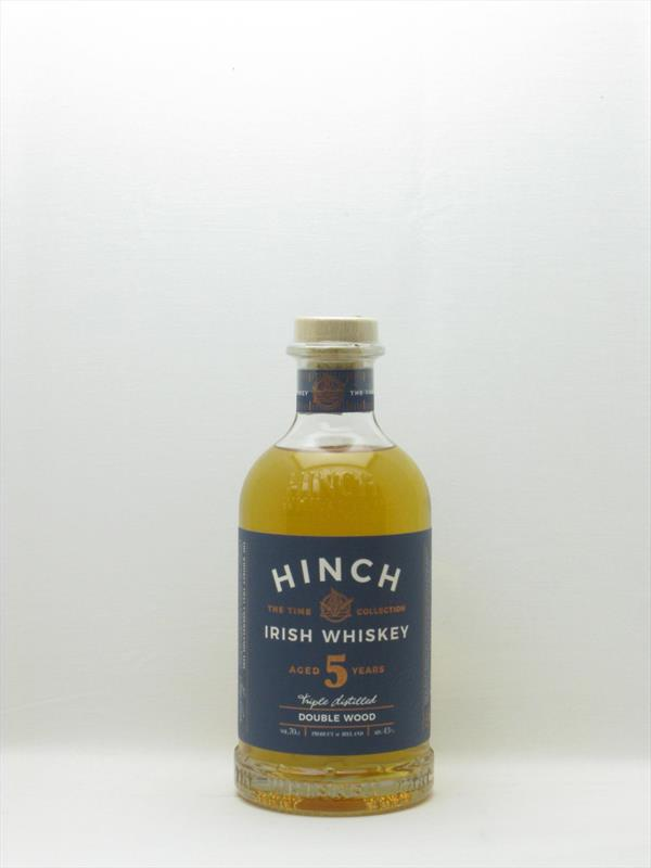 Hinch 5 Year Old Whiskey 45% Ireland Image 1