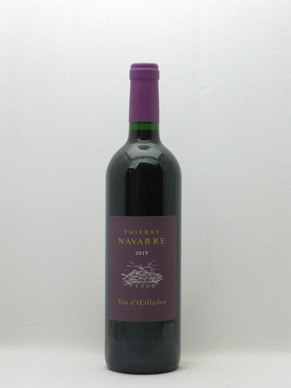 Navarre Vin de Oeillades 2019 St Chinian Image 1