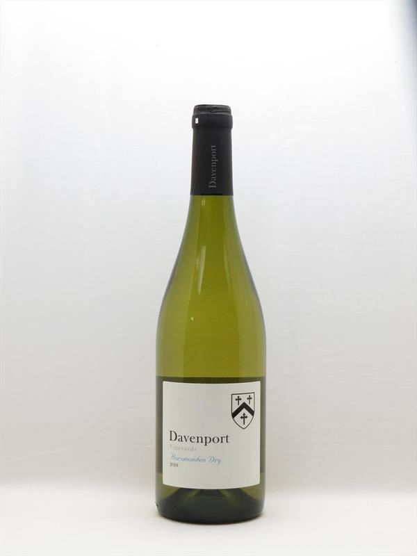 Davenport Vineyards Horsmonden Dry White 2018 East Sussex Image 1
