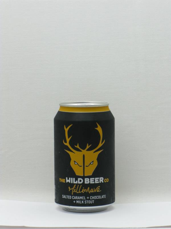 Wild Beer Co Millionaire Milk Stout Somerset Image 1