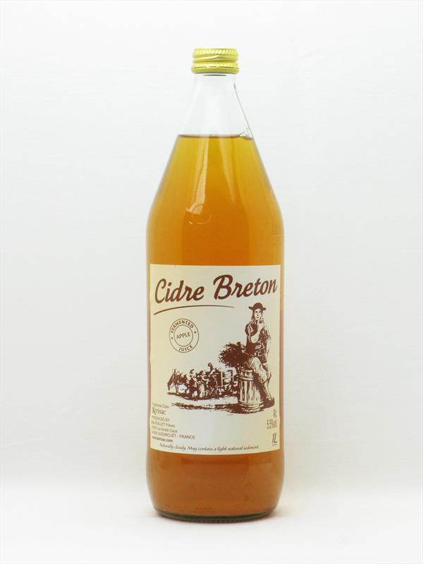 Guillet Cidre Breton 1LITRE Brittany Image 1