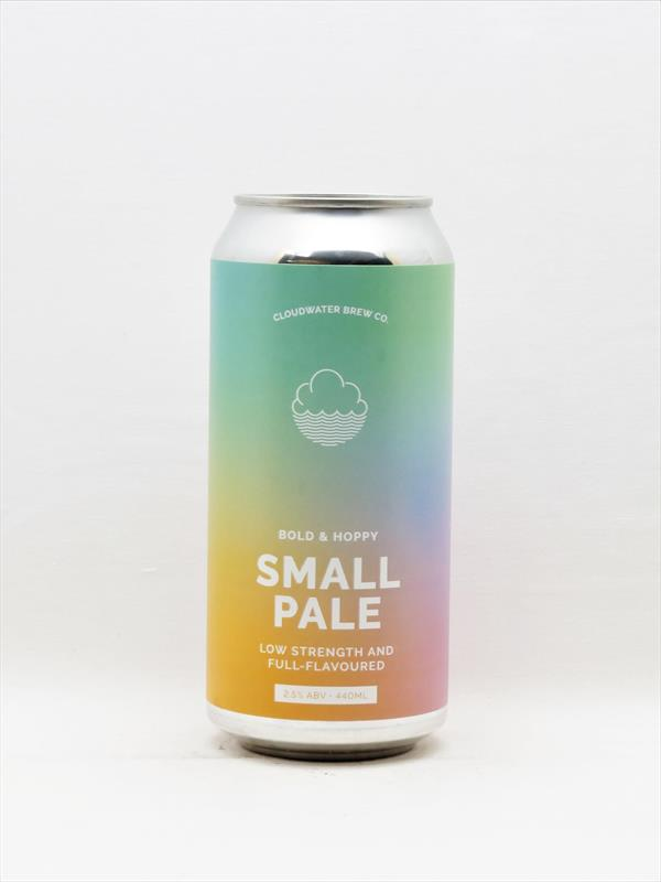 Cloudwater Small Pale Ale Manchester Image 1