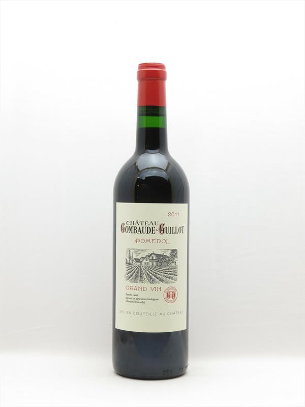 Chateau Gombaud Guillot 2011 Pomerol Image 1