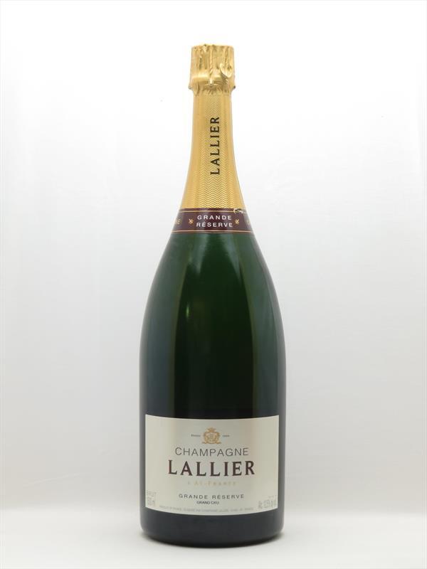 Champagne Lallier Grand Cru Magnum NV Image 1