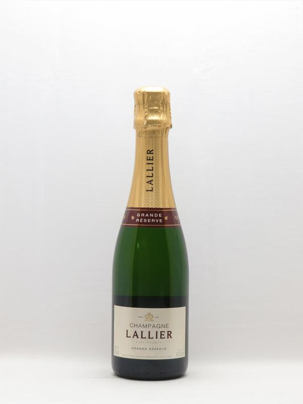 Champagne Lallier Grand Cru Half Bottle NV Image 1