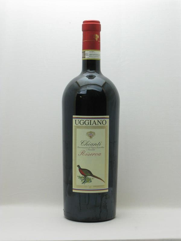 Uggiano Chianti Riserva Fagiano MAGNUM 2015/17 Tuscany Image 1