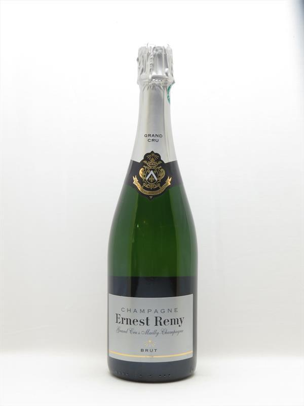 Champagne Ernest Remy Blanc de Noirs Grand Cru NV Image 1