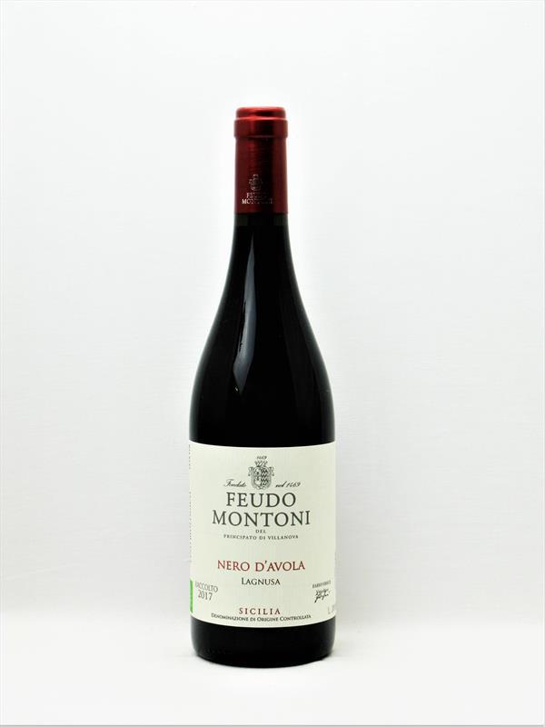 Feudo Montoni Vigna Lagusa Nero d Avola 2018 Sicily Image 1