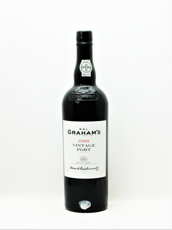 Grahams Vintage Port 2000 Douro Image 1