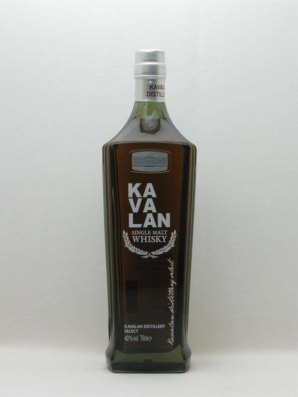 Kavalan Distillery Select 40% Taiwan Image 1