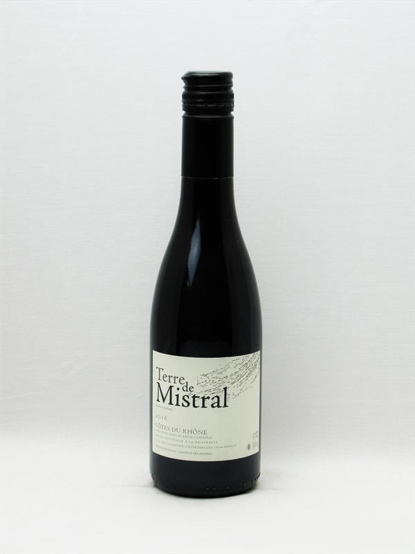 Estezargues Terre de Mistral Half Bottle 2019 Rhone Image 1