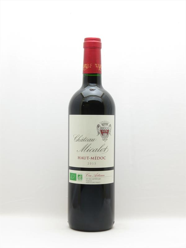 Chateau Micalet 2015 Haut Medoc Image 1