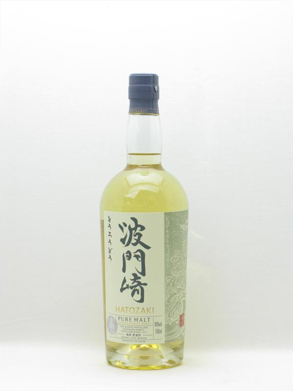 Hatozaki Pure Malt 46% Japan Image 1