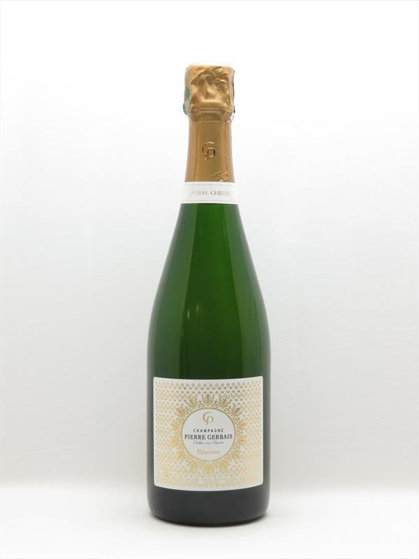 Champagne Pierre Gerbais Cuvee Reserve NV Image 1