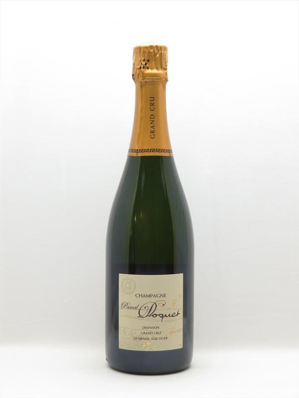 Champagne Pascal Doquet Diapason Grand Cru NV Image 1