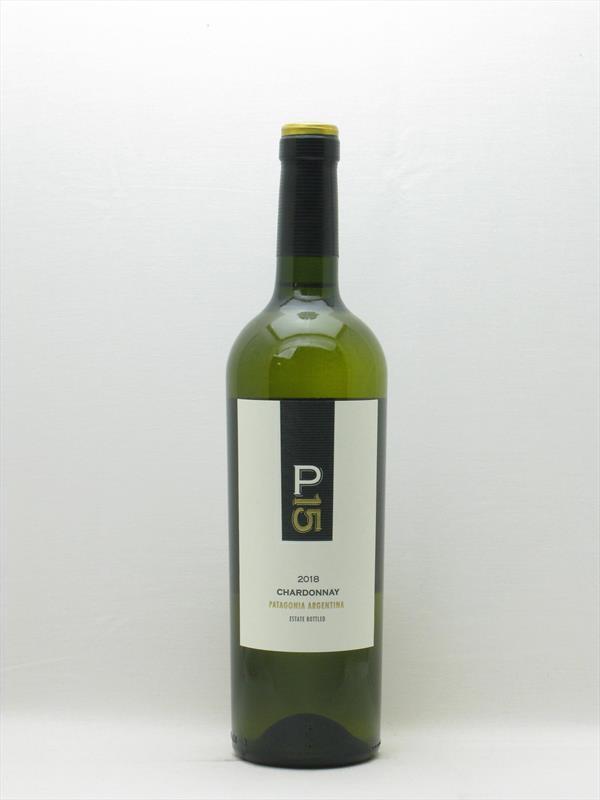 Malma P15 Chardonnay 2018 Patagonia Argentina Image 1