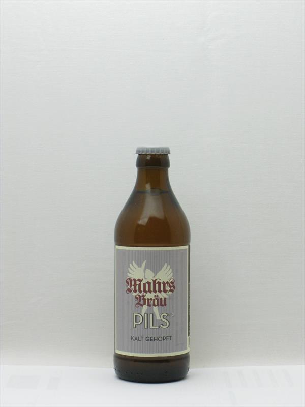 Mahrs Brau Pils Lager Germany Image 1
