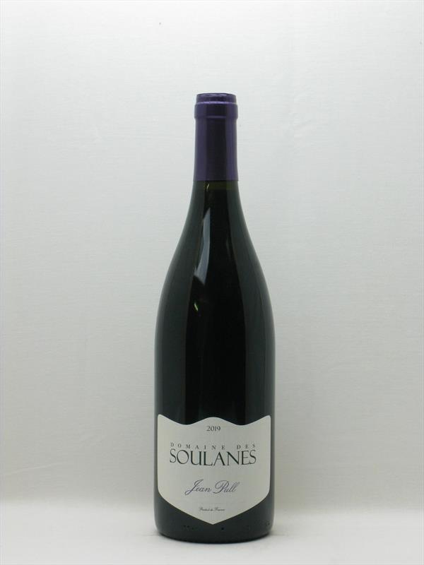 Soulanes Jean Pull Rouge 2020 Cotes de Roussillon Image 1