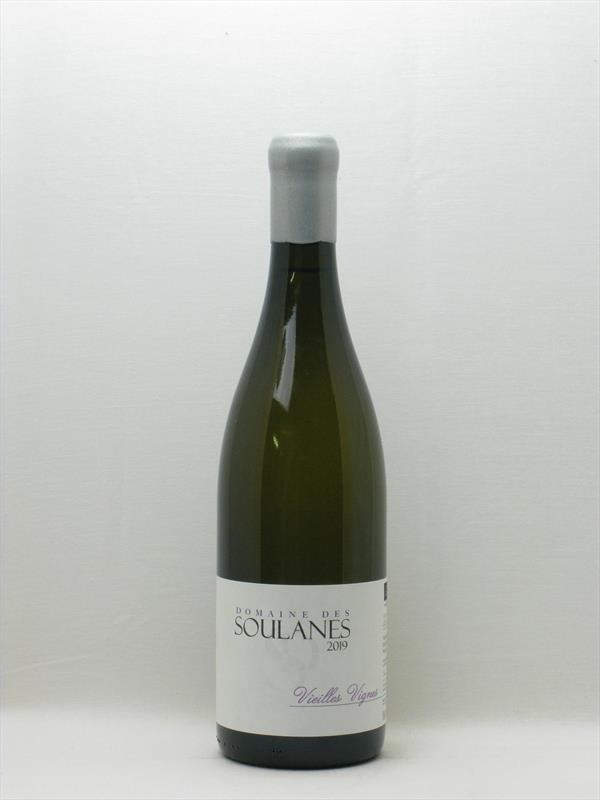 Soulanes Vieilles Vignes Blanc 2019 Cotes Catalanes Image 1