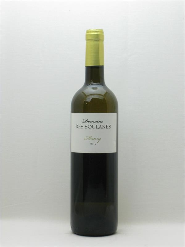Soulanes Vin Doux Natural Blanc Maury Image 1